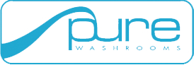Pure Washrooms logo
