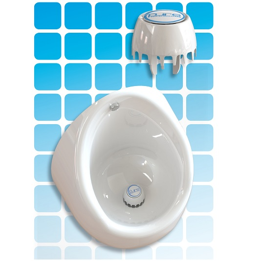 Pure Velocity Urinal Water Management System